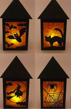 Halloween-Laterne The post Halloween-Laterne appeared first on Halloween Decorations.The post Halloween-Laterne & Halloween Decorations appeared first on Dekoration. Moldes Halloween, Fröhliches Halloween, Image Halloween, Manualidades Halloween, Adornos Halloween, Halloween Crafts For Kids, Diy Halloween Decorations, Holidays Halloween, Halloween Costumes