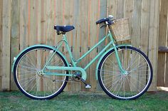 Upcycled bicycles by Starling and Hero