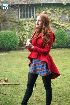 Riverdale 2017, Riverdale Fashion, Cheryl Blossom Riverdale, Riverdale Cheryl, Cheryl Blossom Aesthetic, Riverdale Aesthetic, Madelaine Petsch, Preppy, Cool Outfits