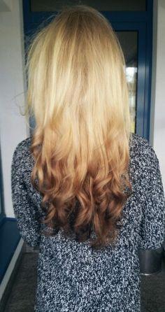 dunkler ombre;) Long Hair Styles, Beauty, Dark Ombre, Darkness, Long Hairstyle, Long Haircuts, Long Hair Cuts, Beauty Illustration, Long Hairstyles