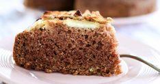 Torta de canela y manzana sin gluten