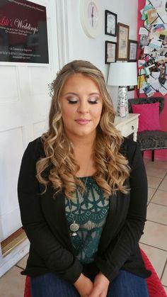 Makeup by Alexandria Casanova www.lilisweddings.com Wedding Makeup Artist, Alexandria, Tampa Bay, Wedding Hairstyles, Lily, Wedding Photography, Weddings, Group, Hair Styles