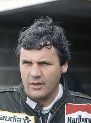 1980 World Champion, Alan Jones was the first driver to win a Formula One World Championship with the Williams team, and the second Australian to do so following triple World Champion Sir Jack Brabham. Jones is also the last Australian driver to win the Australian Grand Prix, winning the 1980 event at Calder Park Raceway, having lapped the field consisting mostly of Formula 5000 cars while he was driving his Formula One Championship winning Williams FW07B.