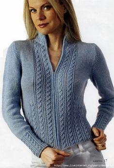 sweterek na suwak,warkoczyki różnej długości