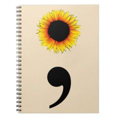 Sunflower Semicolon on a creme parchment background. Sunflower Tattoo Simple, Sunflower Tattoo Shoulder, Small Sunflower, Sunflower Tattoos, Unique Half Sleeve Tattoos, Shoulder Tattoos For Women, Wrist Tattoos For Women, Small Wrist Tattoos, Shoulder Cover Up Tattoos