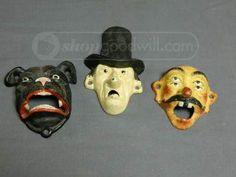 shopgoodwill.com: 3 Vintage Cast-Iron Bottle Openers
