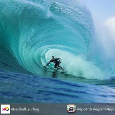 Your essential beauty for the night courtesy of @owenphoto via @redbull_surfing Sweet dreams.  Double tap if you enjoy.
