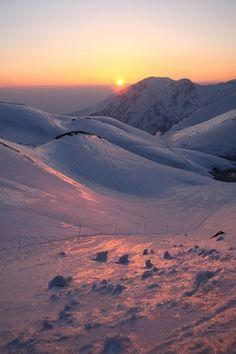 The Gorgeous Alps!
