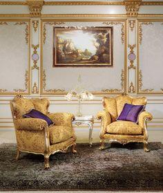 Antique Salon Furniture -1