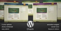 Download and review of Church: WordPress Theme for Online Ministry, one of the best Themeforest Non-profit themes