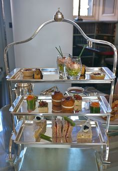 Dancing In High Heels: AFTERNOON TEA AT COLONNADES, THE SIGNET LIBRARY EDINBURGH