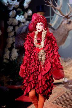John Galliano, Autumn/Winter 2007,  Ready to Wear