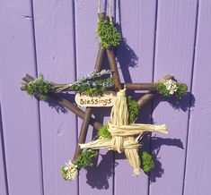 Your place to buy and sell all things handmade Wiccan, Pagan, St Brigid Cross, Willow Wood, Moon Witch, Five Pointed Star, Daisy Flowers, Sabbats, Pentacle