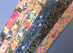 Floral Lanyard / Rifle Paper Co Lanyard / English Garden Collection - Modern Rifle Paper Fabric, Rifle Paper Co, English Garden Design, Tropical Outfit, Back To School Gifts, Cream Roses, Id Holder, Stocking Stuffers, Fabric Design