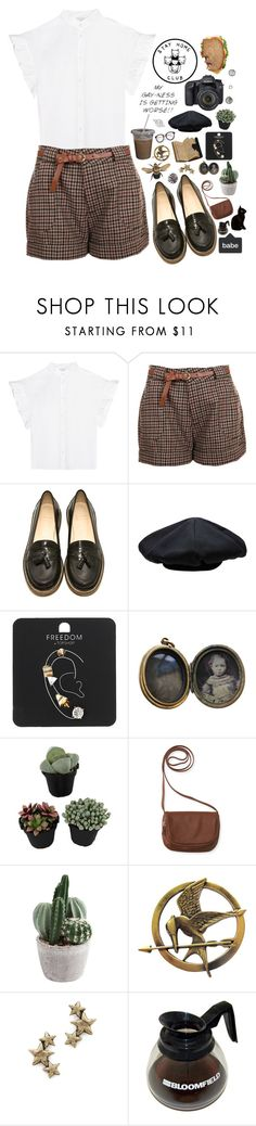 """Me, An intellectual"" by kayleeinfinity ❤ liked on Polyvore featuring Iris & Ink, B Store, Eos, Yohji Yamamoto, Topshop, PRIVATE LIVES, Aéropostale and Avant Garde Paris"