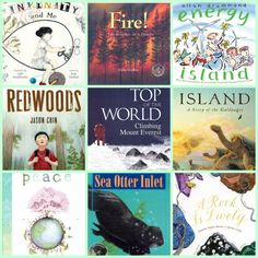 The World Around us Wonder Inducing NonFiction Read Alouds from There's a Book for That - #nonfiction #picturebooks