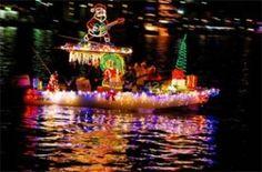 charleston boat parade charleston sc christmas events holiday events in charleston sc