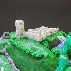 Artist Uses 3Doodler to Create Amazing Tour de France Commemorative Piece of North Yorkshire http://3dprint.com/9371/3doodler-tour-de-france/