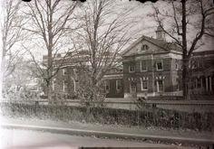 Steele Wing and North Pavilion, University of Virginia Hospital, circa 1925