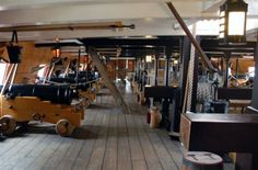 Gun deck Hms Victory, Set Sail, Tall Ships, Portsmouth, Cannon, Old Photos, Sailing Ships, John Gibson, Deck