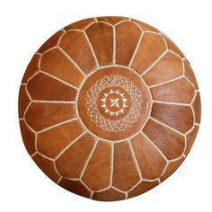 Puff, Morocco brun Interior And Exterior, Interior Design, Modern Retro, Morocco, Cribs, Scandinavian, Ottoman, Sweet Home, Ethnic