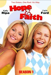 """Hope and Faith""...  Faith Ford and Kelly Ripa...they were so adorable to be around.... HEART THEM!!!!"