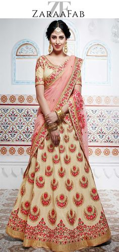 Browse a new collection of bridal lehenga choli that are specially designed to make you look gorgeous on your special wedding day. Buy lehenga choli at a very reasonable price in UK. #bridallehenga #lehengacholi #designerlehenga #embroiderylehenga #weddinglehenga #onlineshopping #freeshipping