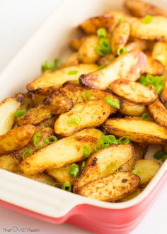 Miso-Glazed Fingerling Potatoes