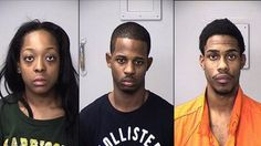 Three victims have been arrested for several robberies that took place across and around the Wester Michigan University Campus. They allegedly snatched the purse of a woman at a Wal-Mart, robbed people at a residence hall, near a parking lot, and at a 7-11. The three are facing felony charges.