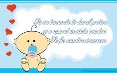 Felicitari de Botez - Un copil e o minune, ce vine in aceasta lume - mesajeurarifelicitari.com Comics, Baby, Comic Book, Newborn Babies, Infant, Comic Books, Baby Baby, Comic, Doll
