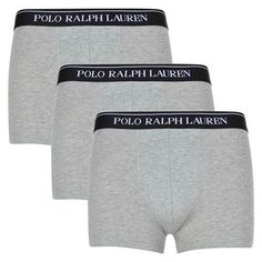 Polo Ralph Lauren | Three Classic Pouch Stretch Trunks