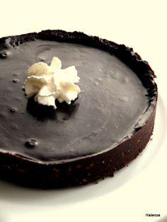 disi petibor ici krema ve cikolatali kolay tart