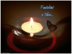 Pamiętam o Tobie... Tea Lights, Nostalgia, Candles, Tea Light Candles, Candy, Candle Sticks, Candle