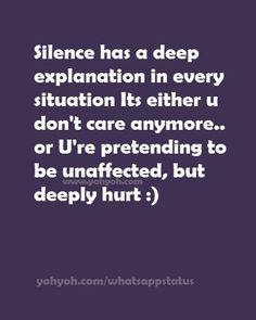 Deeply Hurt. - Whatsapp - Whatsappstatus