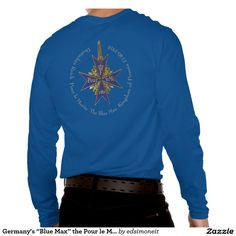 """Germany's """"Blue Max"""" the Pour le Merite Medal Tshirt"""