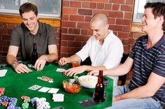 Poker chips/Cards
