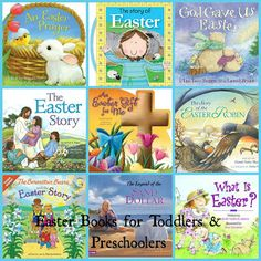Babies, Books, and Beyond: Religious Easter Books for Toddlers