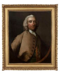 Lot-131 Irish Traditions, Gentleman, Im Not Perfect, British, Traditional, Portrait, Hair, Painting, I'm Not Perfect