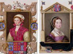 Anne Bolyn & Catherine Howard, cousins