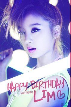 Wonder Girls' Lim celebrates her birthday! | allkpop