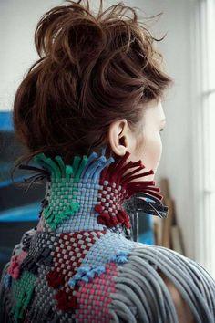 Фактуры: шнуры, коврики, петли / Фактуры / Своими руками - выкройки, переделка одежды, декор интерьера своими руками - от ВТОРАЯ УЛИЦА