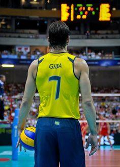 #VolleyballIdol #Giba love him <3