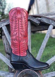 Paul Bond Cowboy Gear, Cowboy And Cowgirl, Cowgirl Boots, Custom Cowboy Boots, Custom Boots, Suede Leather, Black Suede, Black Boots, Western Wear