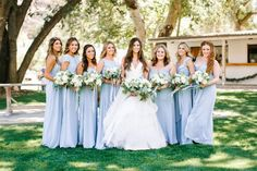AN INTERTWINED EVENT: SOMETHING BLUE WEDDING IN MALIBU | Intertwined Weddings & Events