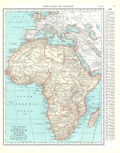 Súdán Mapa Africa Sudan Pinterest - What continent is sudan in