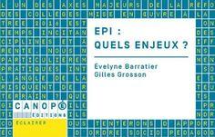 [Imprimé+&+ePub]+#EPI+:+quels+enjeux+?+-+Evelyne+Barratier,+Gilles+Grosson+@reseau_canope