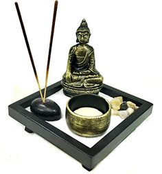 Meditating Buddha Incense Stick Holder and Incense Burner and T Light Candle Holders -- Read more reviews of the product by visiting the link on the image.Note:It is affiliate link to Amazon.