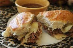 Crock Pot French Dip Sandwiches | Tasty Kitchen: A Happy Recipe Community!