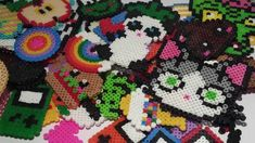 ☆ Mis CREACIONES de Hama Beads / Perler Beads Creations ☆