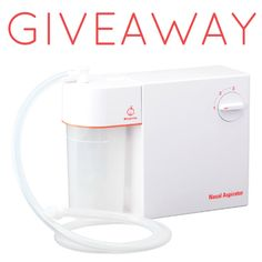 Check out my review of the @babyhealthcare BabySmile Nasal Aspirator S-502 and see how I rate it compared to other industry standards! Oh, and enter to #WIN one, too!!! #spon